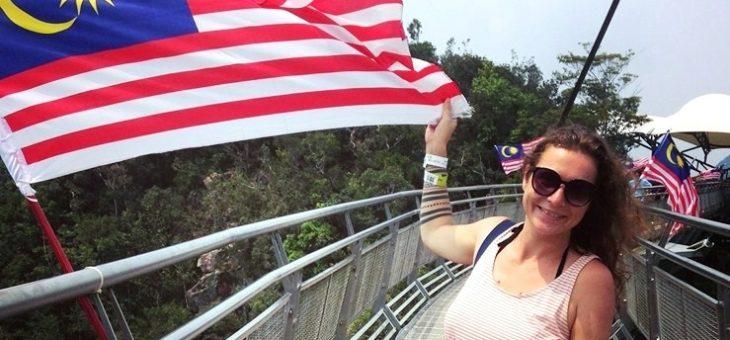 Malajská Češka Lenka Gazdová: Cestováním jen získáte